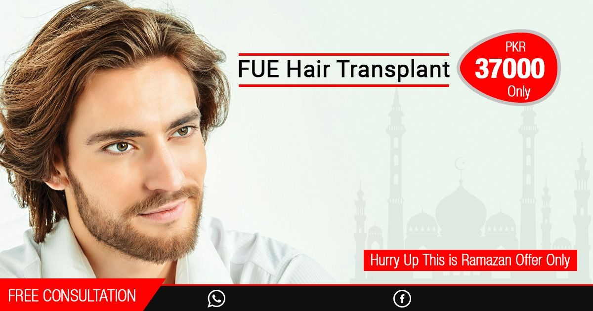 Get the Special Discount Offer Fue Hair Transplant Only 37000