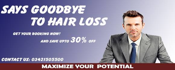Get the Special Discount 30% Off on Hair Transplant